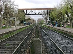 Villa Domínico - The Villa Domínico station