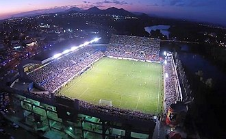 Estadio Banorte - Image: Estadio Banorte