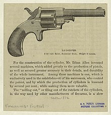 Ethan Allen (armsmaker) - Wikipedia