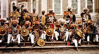 Army of the Ethiopian Empire Military force of Ethiopia used during Ethiopian Empire