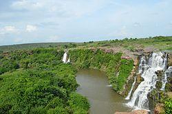 Ethipothala water falls.JPG