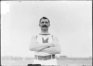 Canada at the 1904 Summer Olympics - Etienne Desmarteau