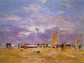 La Jetée de Deauville