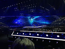 Eurovision Song Contest 2014 stage (during the jury final).jpg