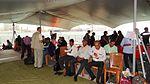 Evacuees having lunch onboard INS Tarkash.jpg
