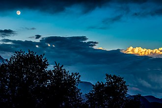 Himachal Pradesh - Triund in September