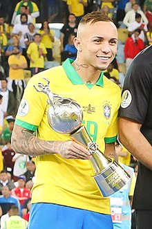 Everton Soares Wikipedia