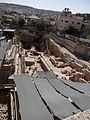 Excavation in City of David, Givaty parking lot Jerusalem 12.10 (2).JPG