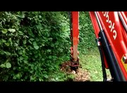 File:Excavator ride 5½tons (metric) clearing blade VID 20170601 1224.ogv