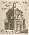 Exterior and interior section of a temple in Rome dedicated to Neptune MET DP812770.jpg