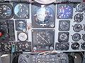 F-4N cockpit simulator PCAM pilot's instruments 5.JPG