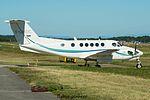 F-GHOC Beech B200 Super Airking - AVO (29140135661).jpg