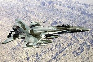 VFA-97 - VFA-97 F/A-18 Hornet