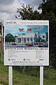 FEMA - 45121 - A rendering and sign for the Jefferson Davis Presidential Library in Biloxi.jpg