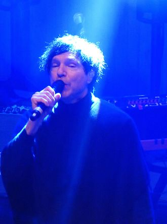 Russell Mael - Russell Mael performing in 2015