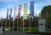 FIFA-Headquarter-Entrance