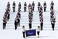 FIL 2012 - Arrivée de la grande parade des nations celtes - Bagad Keriz.jpg