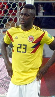 Davinson Sánchez Colombian association football player