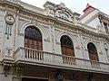 Fachada del Teatro Leal, antiguo cine, de La Laguna, Tenerife, Canarias, España.jpg