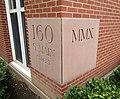 Farmington City Hall cornerstone (30016027698).jpg