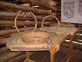 Fascere per fontina al museo Petit monde.JPG