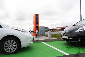Orka náttúrunnar - Fast-Charging Station at Selfoss