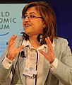 Fatma Sahin - World Economic Forum on the Middle East, North Africa and Eurasia 2012 (cropped).jpg