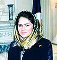 Fawzia Koofi, deputy speaker of the Wolesi Jirga.jpg