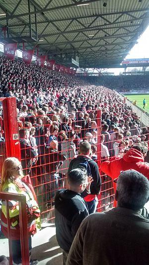 Stadion An der Alten Försterei - 'Sektor 3' – Gegengerade