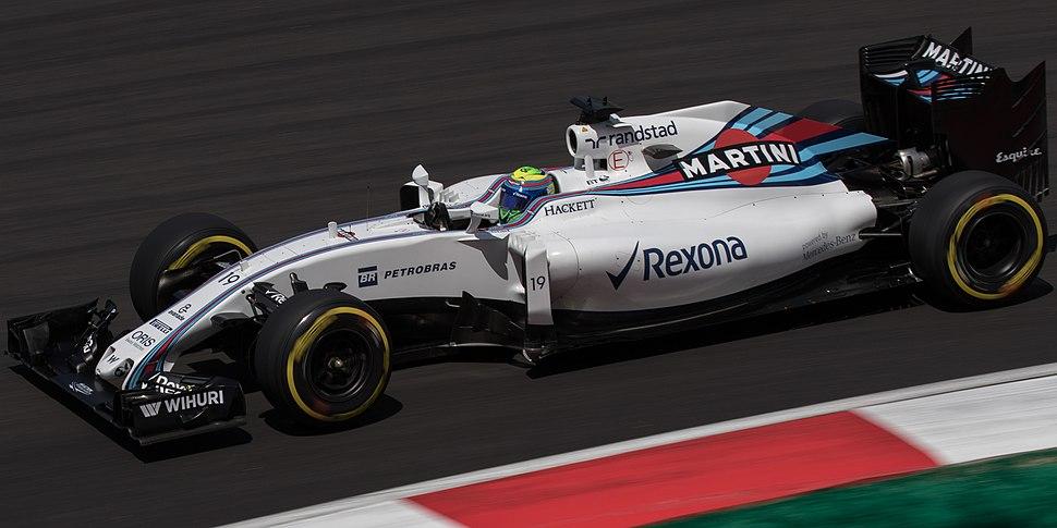 Felipe Massa 2016 Malaysia FP2