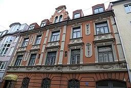 Fendstraße in München
