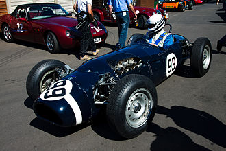 Harry Ferguson - The Ferguson P99 racing car