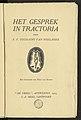 Fernand Victor Toussaint van Boelaere - Het gesprek in tractoria, met houtsneden van Henri van Straten - Royal Library of Belgium - III 66.981 A (p. 0005).jpg