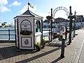 Ferry Services Kiosk - geograph.org.uk - 1597823.jpg