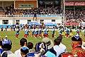 Festiwal Naadam na stadionie narodowym w Ułan Bator 20.JPG