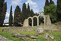 Fiesole, area archeologica, terme 11.jpg