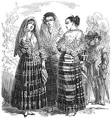 early-1800s Clothing Women's