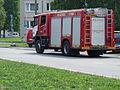 Fire engine in Tallinn.JPG