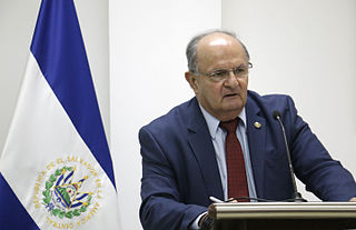 Hato Hasbún Salvadoran politician