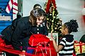 First lady Michelle Obama supports Toys for Tots annual drive 131219-N-WY366-028.jpg