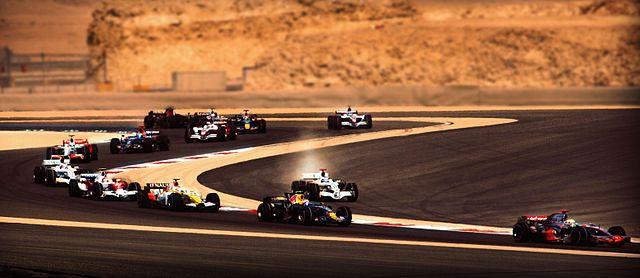 Formel-1 Rennen image source