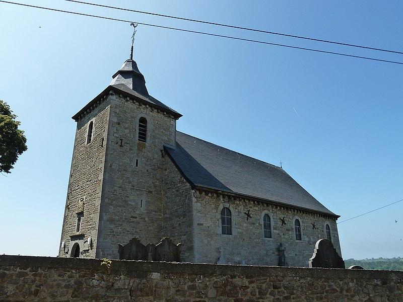 Chapelle Saint-Remy, Fisenne, Erezee, Belgique