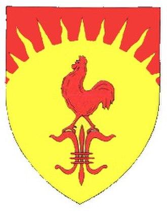 Fjerritslev Municipality - Fjerrits Municipality coat of arms