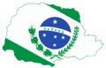 Flag map of Parana.png