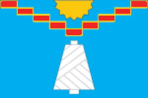 Dedovsk - Image: Flag of Dedovsk (Moscow oblast)