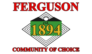 Ferguson, Missouri - Image: Flag of Ferguson, Missouri