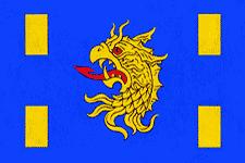 Flag of Kyakhta (Buryatia)
