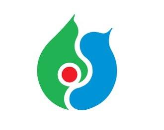 Tōhoku, Aomori - Image: Flag of Tohoku Aomori