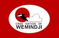 Flag of the Cree Nation of Wemindji.PNG