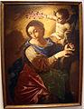 Flaminio torri, santa caterina d'alessandria incoronata da un angelo, 1650 ca., da fondaz. cavallini sgarbi, ro ferrarese.JPG